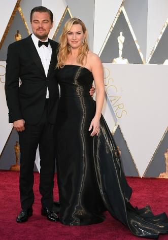 For ever in our hearts: Leonardo Di Caprio & Kate Winslet