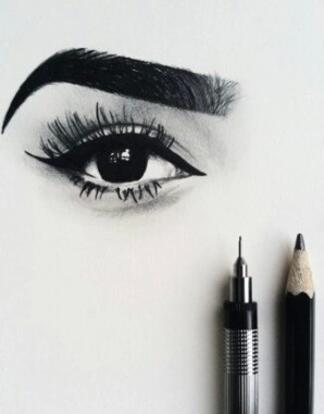 black-and-white-drawing-eyebrow-eyes-Favim.com-3262112